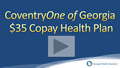 Coventry One of Georgia $35 Copay Health Insurance Video Review