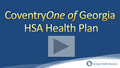 Coventry One of Georgia HSA Health Insurance Video Review