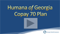 Humana One Copay 70 Georgia Health Insurance Video Review