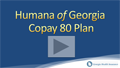 Humana One Copay 80 Georgia Health Insurance Video Review