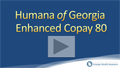 Humana One Enhanced Copay 80 Georgia Health Insurance Video Review